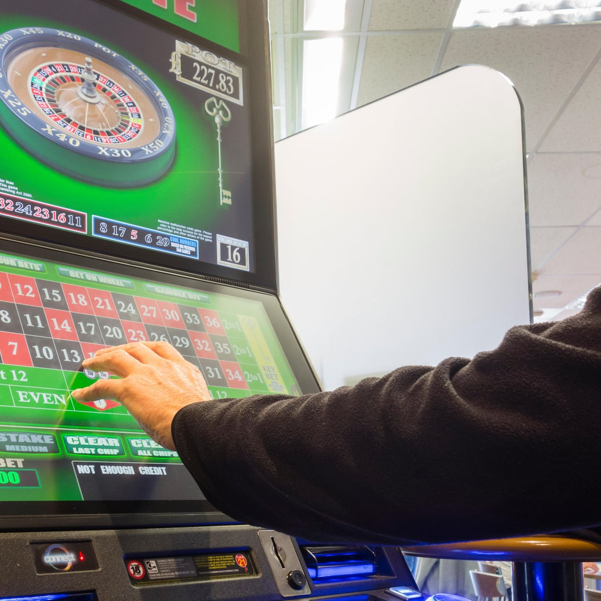 Number of problem gamblers in the UK rises to more than 400,000 | Society |  The Guardian