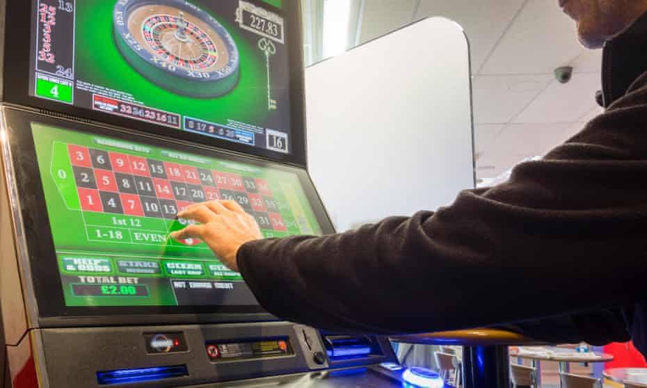 Stewart Kenny said there was 'no public demand' for FOBTs.