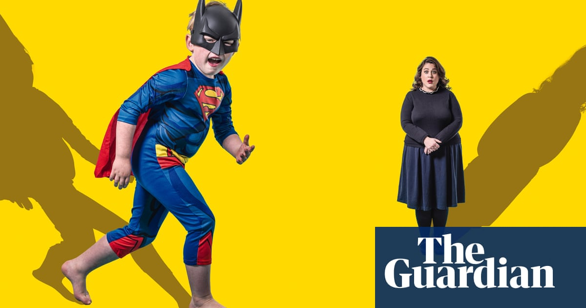 These men are bad role models': will my son get over his