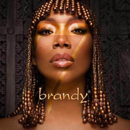 Brandy '7' album cover