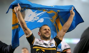 Rob Burrow won eight Grand Finals with Leeds Rhinos and was named man of the match in two of them.