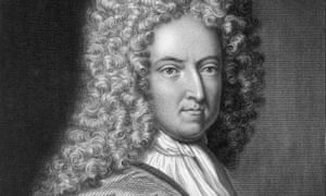 a print of the young daniel defoe