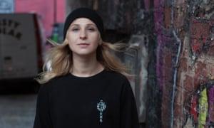'Putin is just the face of this system' ... Mariya Alyokhina.