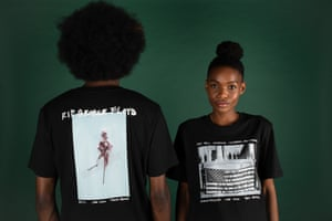 Flower for FloydManchester-based sustainable brand, Tomorrow, has introduced its latest 'Movement for Black Lives' collection, which sees them team up with US-based artists Anthony White and Travis Keller for a capsule – 100% of the proceeds will be donated to the Black Lives Fund. Flower for Floyd T-shirt, £35, tomorrowcreates.com