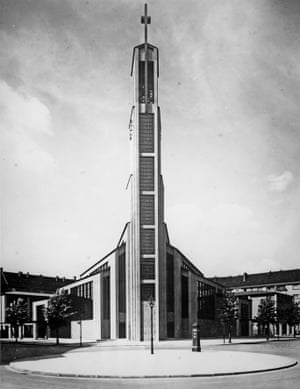 Gustav-Adolf-Kirche, Berlin, 1934