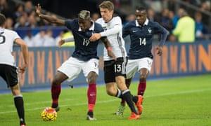 France v Germany at the Stade de France