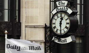 Wikipedia Bans Daily Mail As Unreliable Source Technology The Guardian