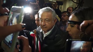 """Andrés Manuel López Obrador insists the botched arrest in Culiacán represents a turning away from the policies of his predecessors. """"This is no longer a war,"""" he said."""