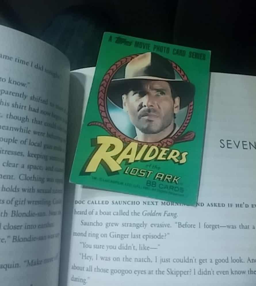 Raiders bookmark