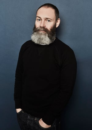 Francis Lee at Sundance in January.