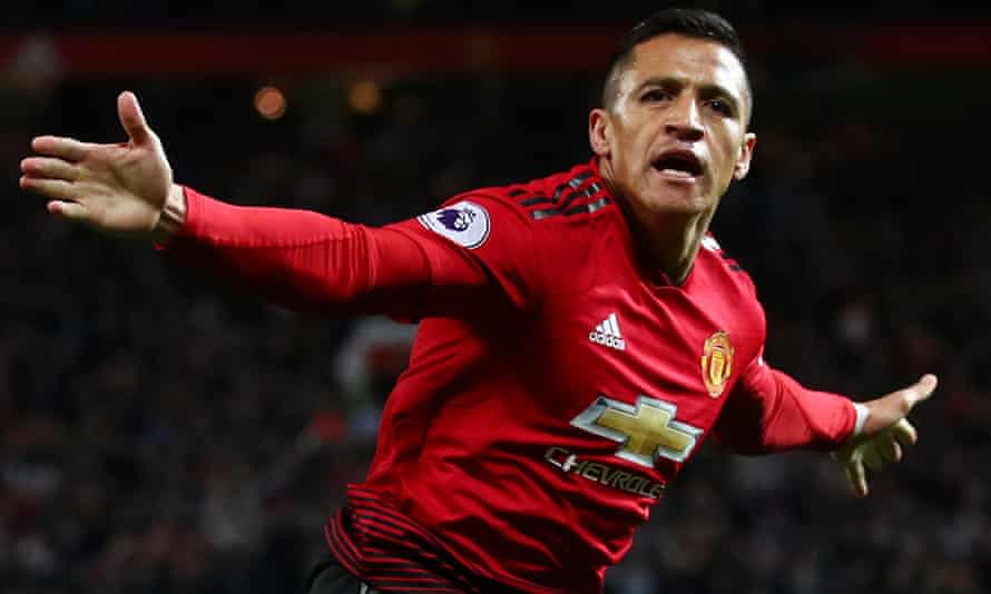 Alexis Sánchez arrived at Manchester United in January on a salary understood to be in the region of £300,000 a week plus bonuses.