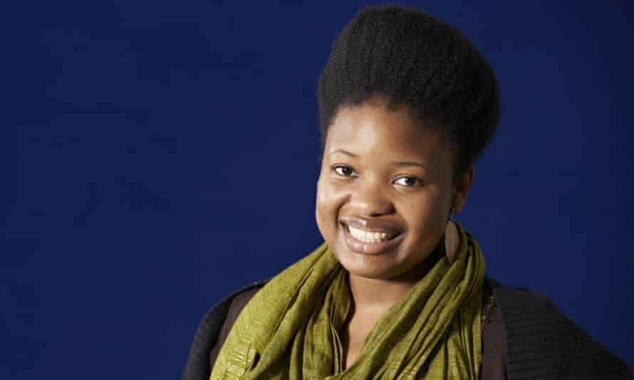 Chibundu Onuzo: 'I discovered I was black when I moved to Britain 10 years ago.'