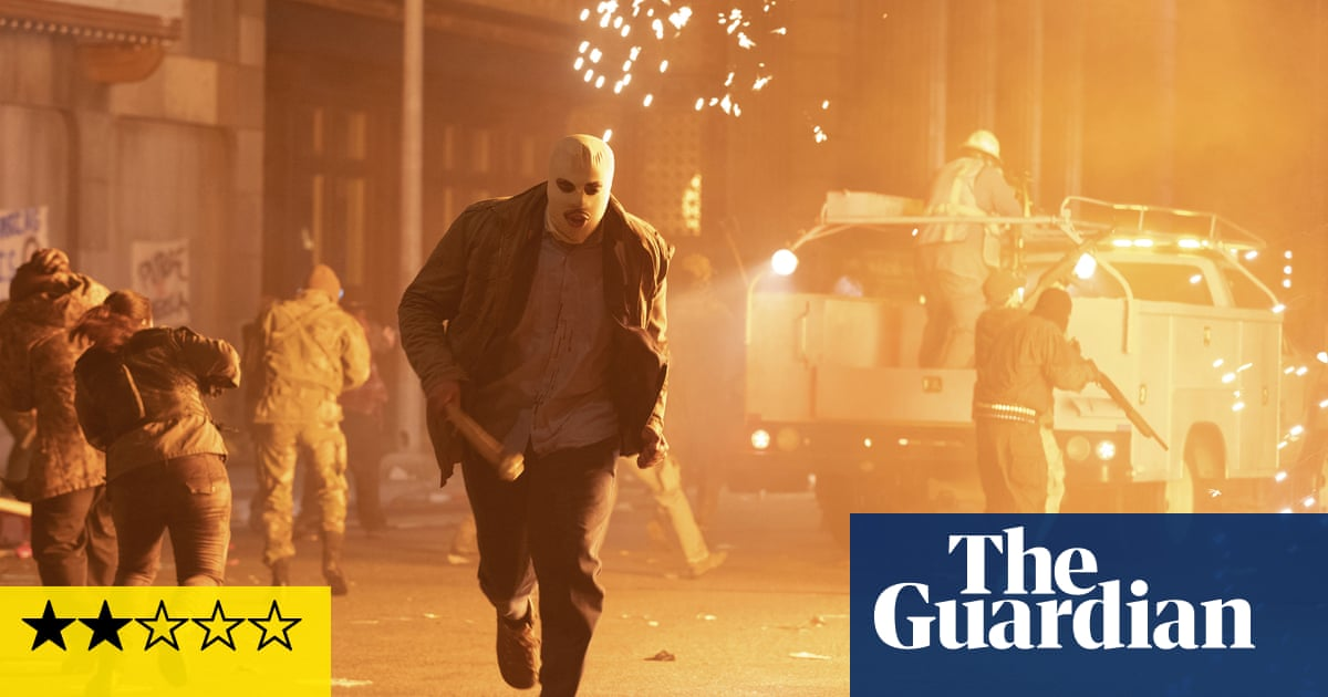 The Forever Purge review – will this franchise ever end?
