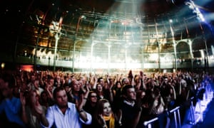 The Roundhouse venue in London.