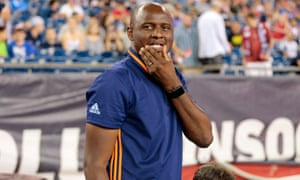 Patrick Vieira's New York FC are currently heading for a place in the playoffs