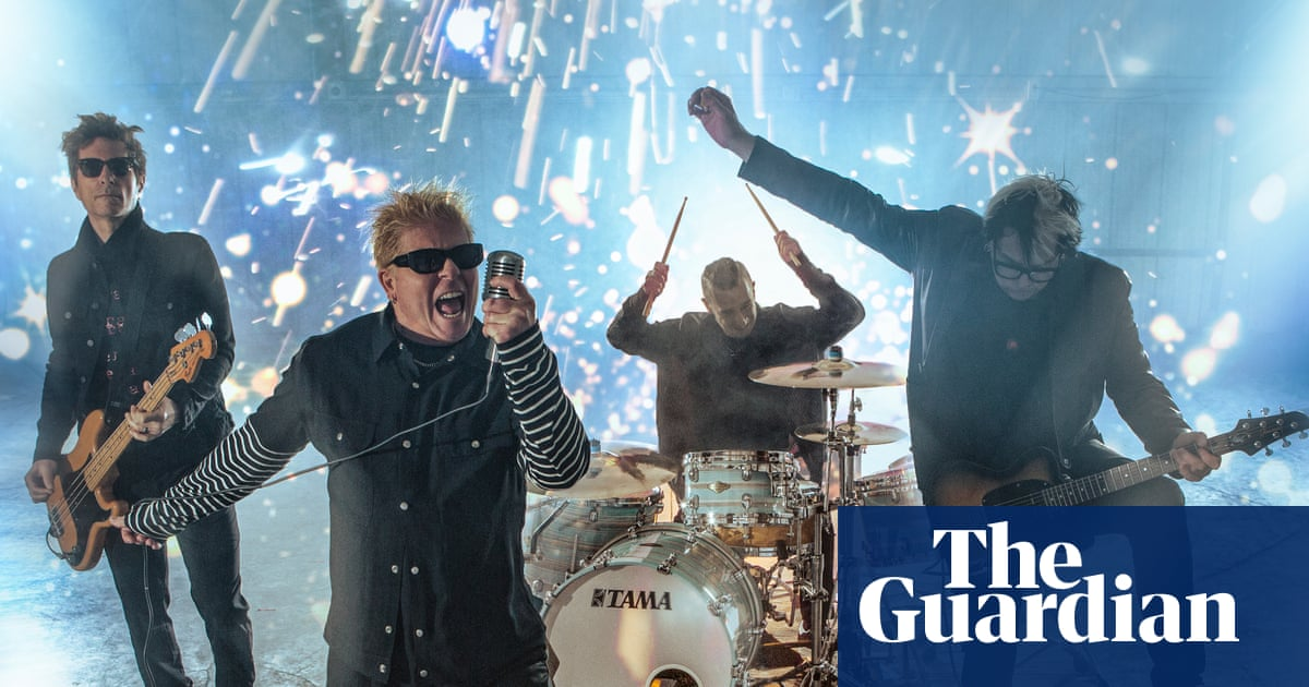 Platinum pop-punks the Offspring: 'We're outcasts among outcasts'
