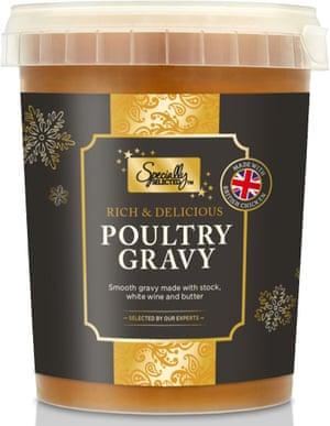 Aldi gravy