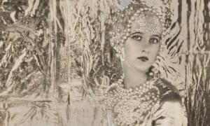 Baba Beaton, the photographer's sister