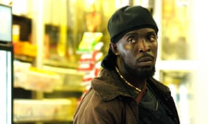 Michael K Williams as Omar Little in The Wire