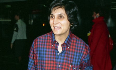 Ma Anand Sheela, the former private secretary of Rajneesh, became a charismatic leader of the cult.