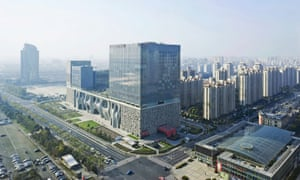 Zendai's Himalayas Center in Shanghai