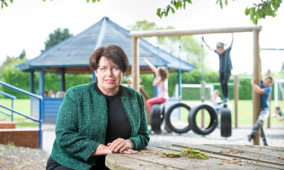 Julie Rees, head of Ledbury primary in Herefordshire