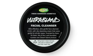 Lush Ultrabland cleanser