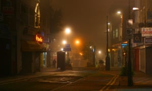 Hackney in the early morning: the council is concerned about weekend revellers disturbing residents.