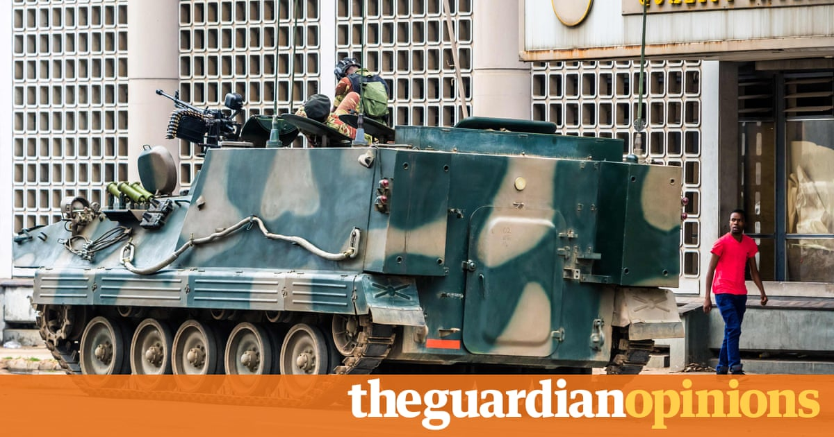 Did we panic? No, this was a very Zimbabwean coup | Blessing Musariri
