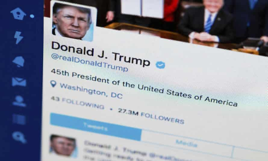 Donald Trump has repeatedly faced criticism for his controversial tweeting.