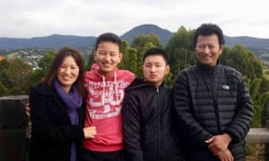 A Bhutanese family of four who reside in Queanbeyan are 'just all so happy' after they were granted permanent residency following a long legal battle.