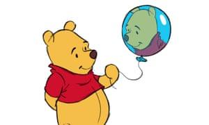 Winnie the Pooh 90th anniversary