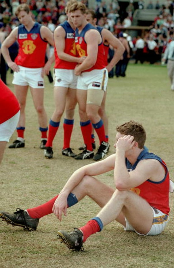 What becomes of the broken hearted: the footy stalwarts who