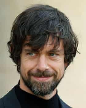 Twitter's chief executive, Jack Dorsey.