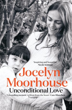 Book cover of Unconditional Love by Jocelyn Moorhouse