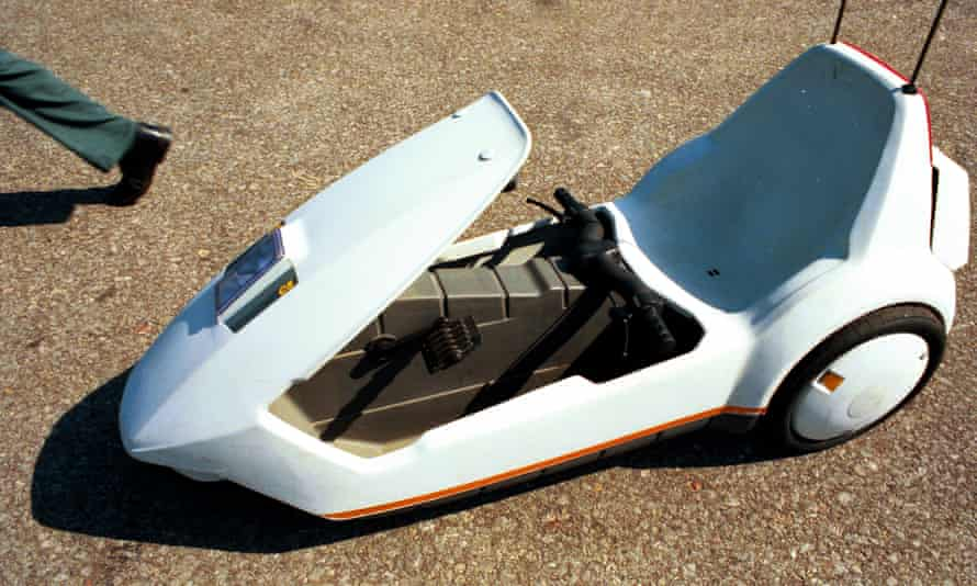 A closer look at the Sinclair C5.