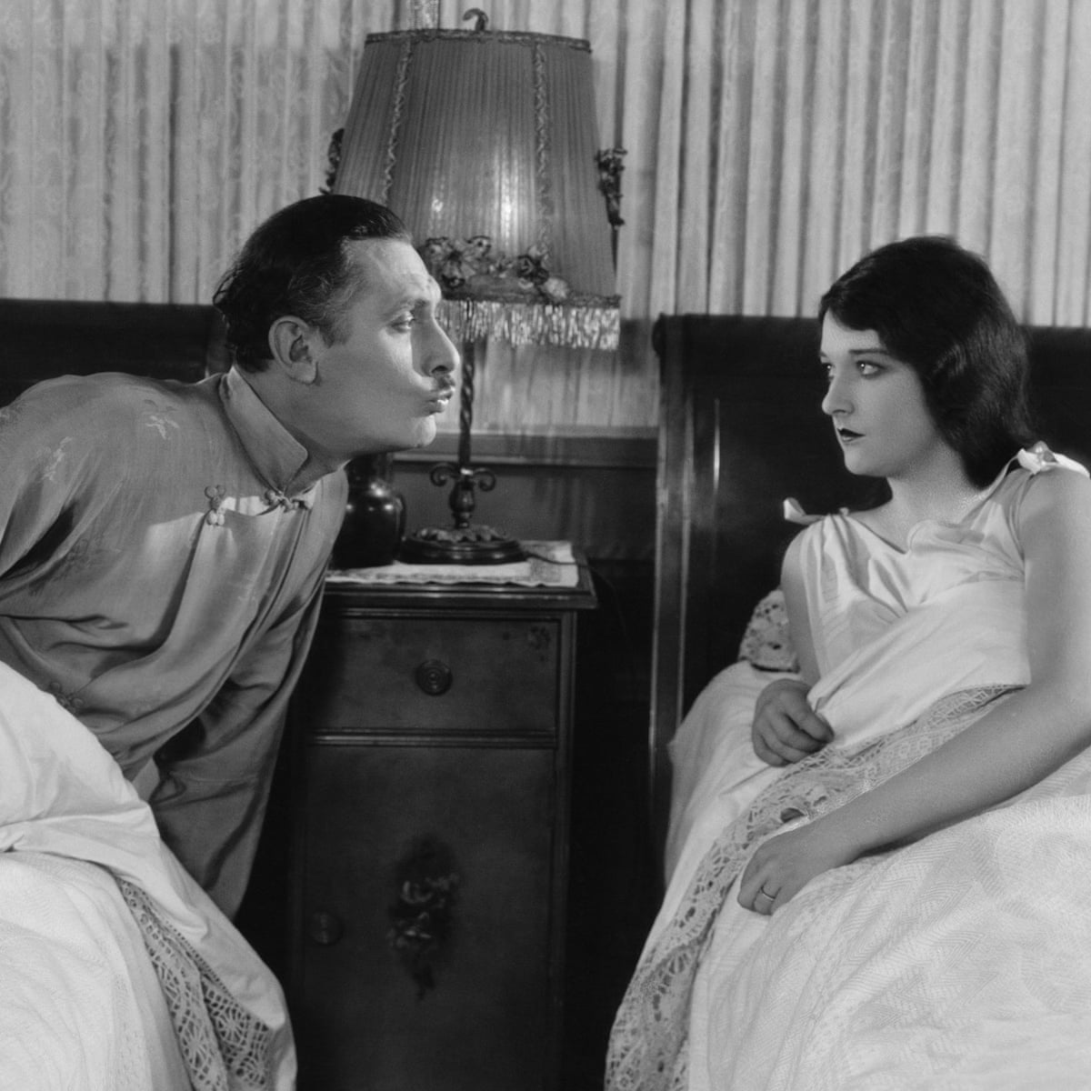 Rolled Over Why Did Married Couples Stop Sleeping In Twin Beds Books The Guardian