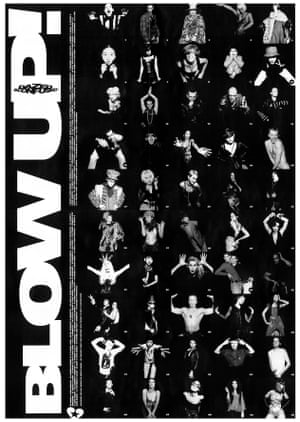 Blow Up!, Dazed & Confused Fashion Supplement, 1991