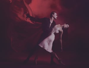 The Queensland Ballet and West Australian Ballet's co-production of Dracula