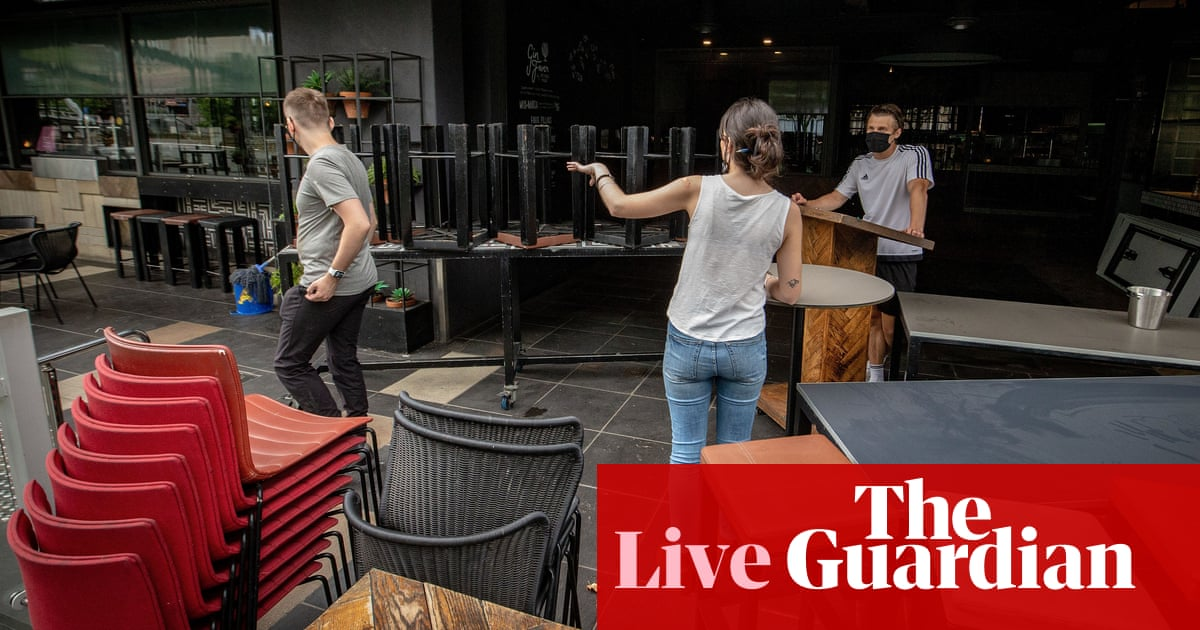 Victoria records two Covid cases and two deaths as Melbourne lockdown lifts and Coalition continues Andrews attack – politics live – The Guardian