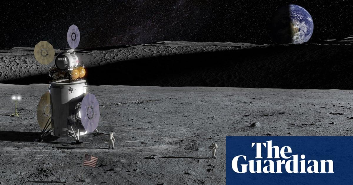 Nasa space treaty to allow establishment of lunar 'safety zones'
