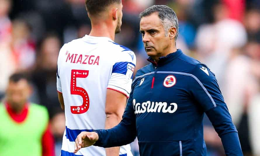 José Gomes' side won two of 11 games in the Championship this season.
