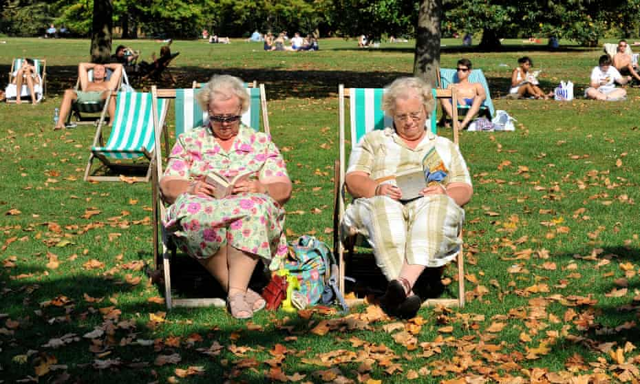 The number of people over 60 in London is projected to expand by 48% by 2035.