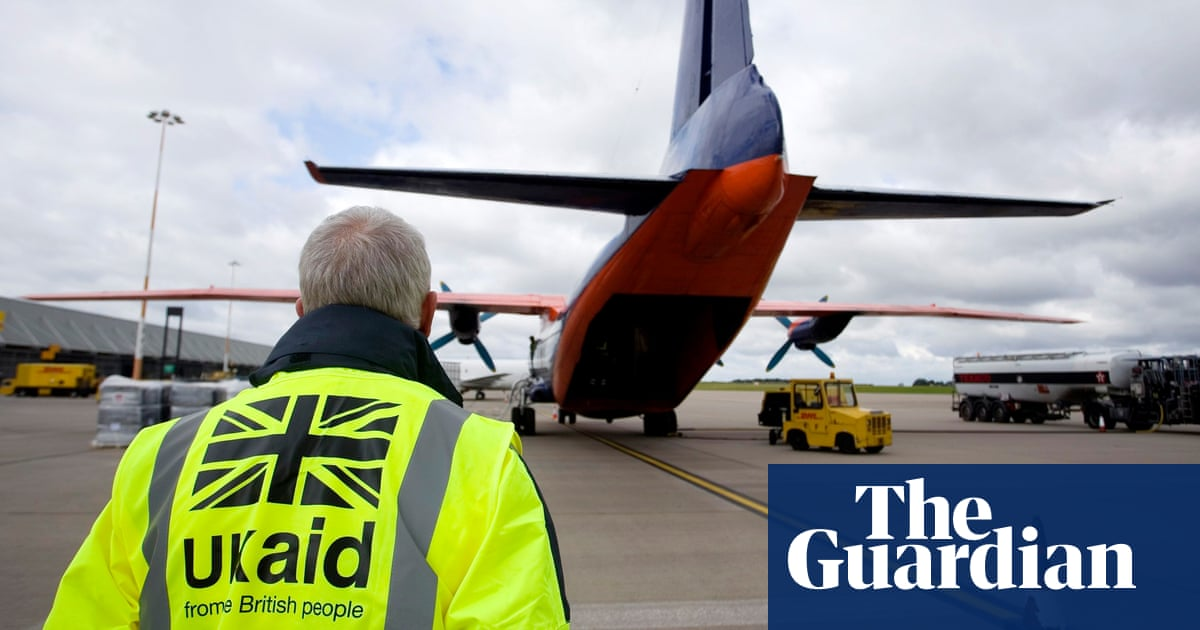 UK aid budget cut unlawful, legal advice to Tory rebels says