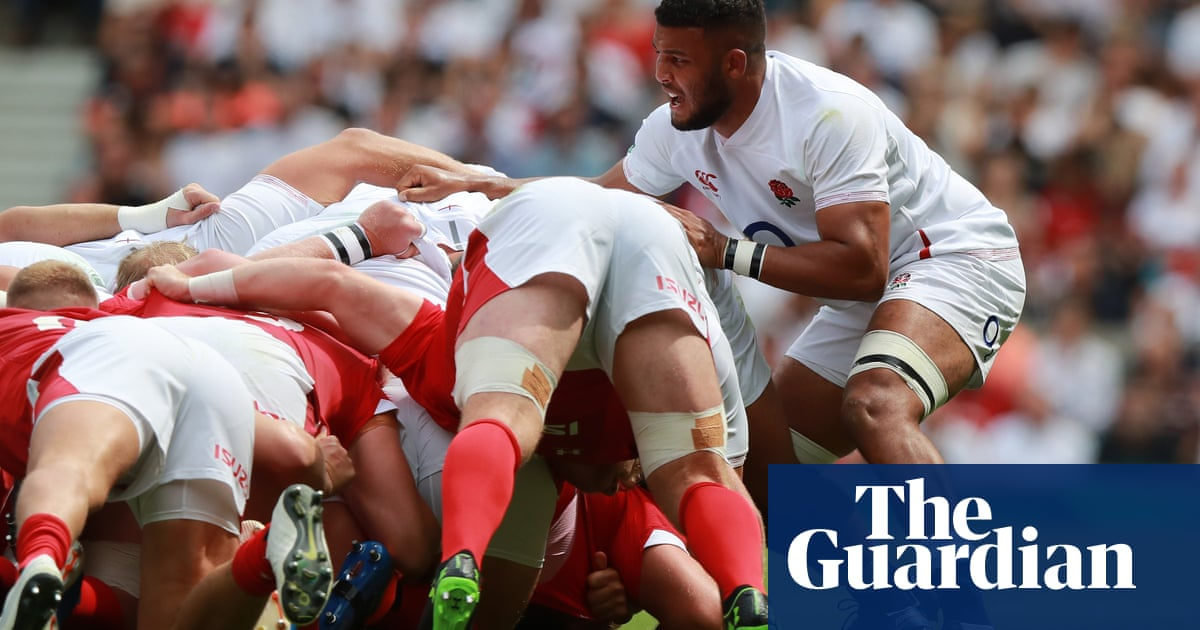 Eddie Jones ditches the England old guard for an injection of new blood | Robert Kitson
