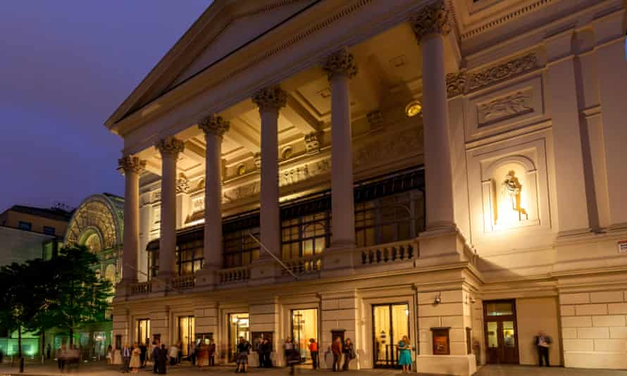The Royal Opera House, Covent Garden
