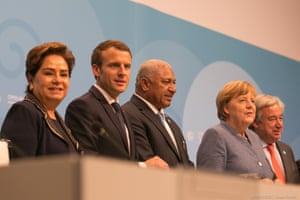 Opening of COP23