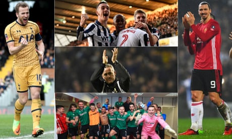 FA Cup: talking points from the fifth round matches