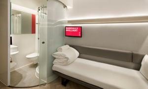 A Zip by Premier Inn room