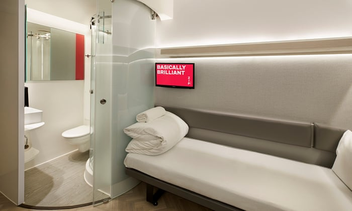 Premier Inn unveils no-frills hotel brand with pod-style